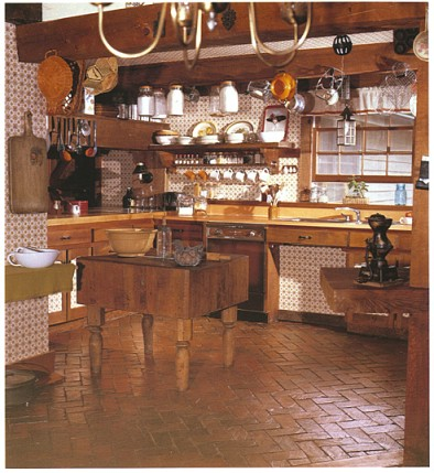 Country Home Plans by Natalie - Country Kitchen