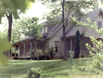 Country Home Plans by Natalie (House Plan F-2540)