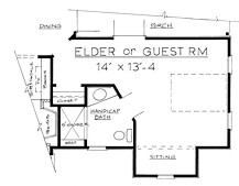 Country Home Plans By Natalie F 1568