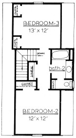 Country Home Plans By Natalie F 1704